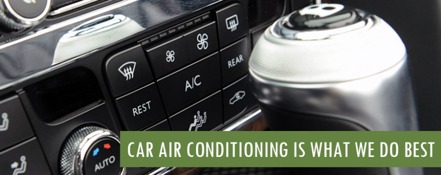CAR AIR CON IS WHAT WE DO BEST